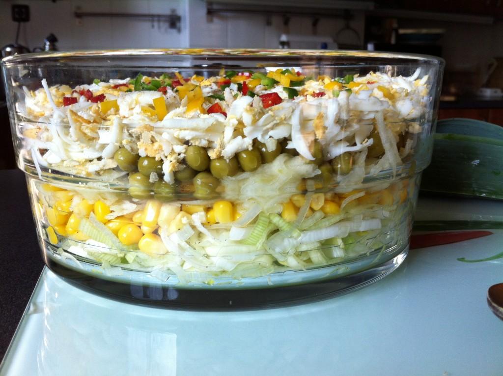 sałatka porowa z papryczką chilli (2)
